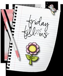 Friday-fill-in