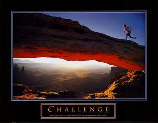 Challenge-runner