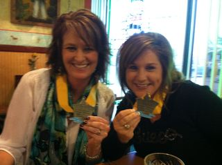 Kathy and I