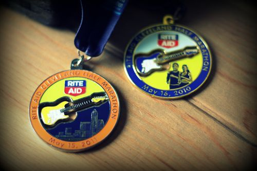 Rite Aid medals